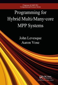 Programming for Hybrid Multi/Manycore Mpp Systems-cover