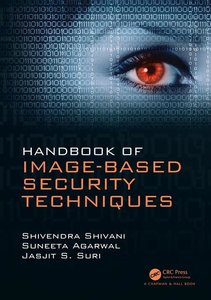 Handbook of Image-Based Security Techniques-cover