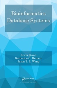 Bioinformatics Database Systems-cover