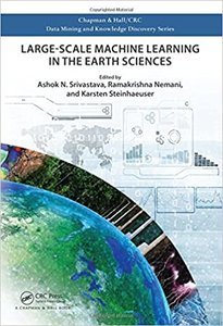 Large-Scale Machine Learning in the Earth Sciences-cover