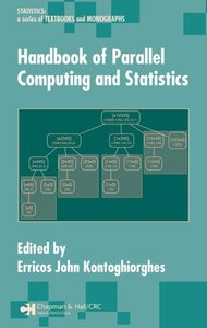 Handbook of Parallel Computing and Statistics-cover