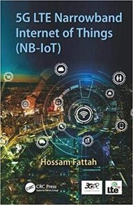 5G LTE Narrowband Internet of Things (NB-IoT) 1st Edition-cover