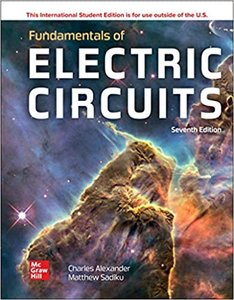 Fundamentals of Electric Circuits, 7/e (IE-Paperback)-cover