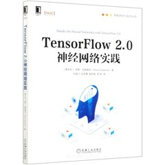 TensorFlow2.0神經網絡實踐/智能係統與技術叢書-cover
