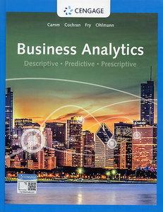 Business Analytics, 4/e (Hardocver)