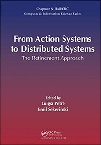 From Action Systems to Distributed Systems: The Refinement Approach-cover