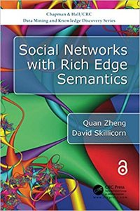 Social Networks with Rich Edge Semantics-cover