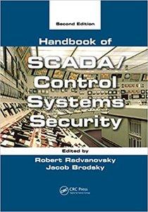Handbook of Scada/Control Systems Security-cover