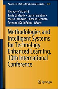 Methodologies and Intelligent Systems for Technology Enhanced Learning, 10th International Conference-cover
