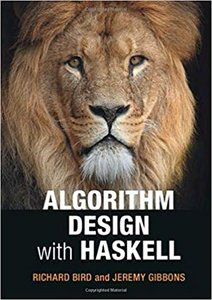 Algorithm Design with Haskell-cover