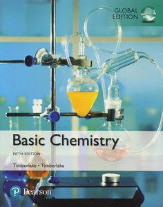 Basic Chemistry, 5/e (GE-Paperback)-cover