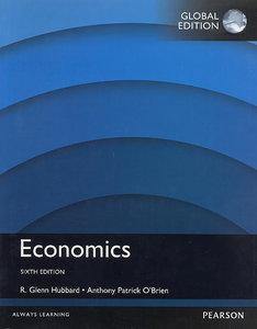 Economics, 6/e (GE-Paperback)-cover
