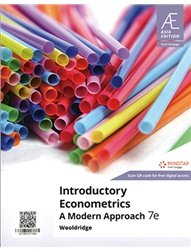 Introductory Econometrics: A Modern Approach, 7/e (AE-Paperback)-cover