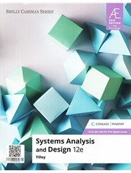 Systems Analysis and Design, 12/e (AE-Paperback)-cover