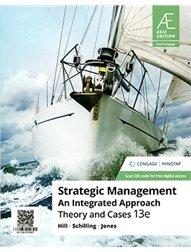 Strategic Management: An Integrated Approach: Theory and Cases, 13/e (AE-Paperback)-cover