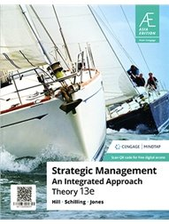 Strategic Management: An Integrated Approach: Theory, 13/e (AE-Paperback)-cover
