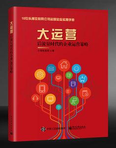 大運營:後流量時代的企業運營策略-cover
