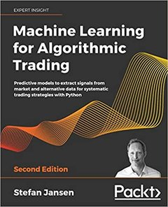 Machine Learning for Algorithmic Trading - Second Edition-cover