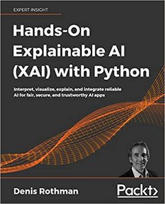 Hands-On Explainable AI (XAI) with Python-cover