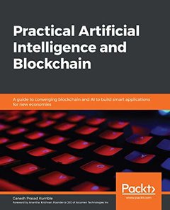 Practical Artificial Intelligence and Blockchain-cover