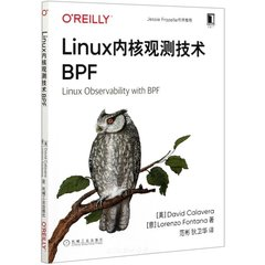 Linux 內核觀測技術 BPF (Linux Observability with Bpf: Advanced Programming for Performance Analysis and Networking)-cover