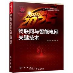 物聯網與智能電網關鍵技術 -cover