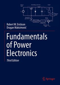 Fundamentals of Power Electronics, 3/e (Hardcover)-cover