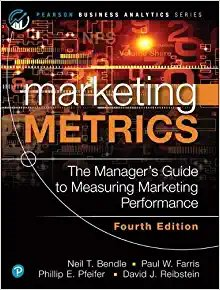 Marketing Metrics, 4/e (Paperback)-cover
