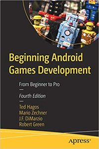 Beginning Android Games Development: From Beginner to Pro-cover