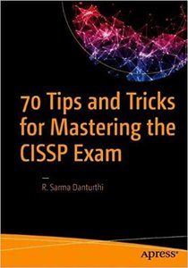 70 Tips and Tricks for Mastering the Cissp Exam-cover