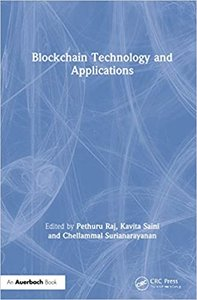 Blockchain Technology and Applications-cover