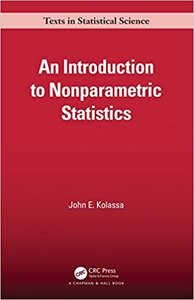 An Introduction to Nonparametric Statistics-cover