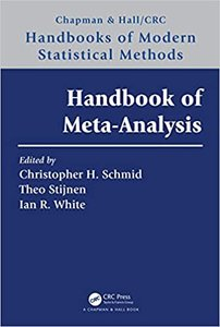 Handbook of Meta-Analysis-cover