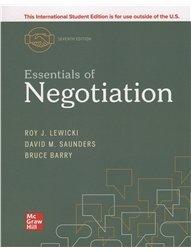Essentials of Negotiation, 7/e (IE-Paperback)