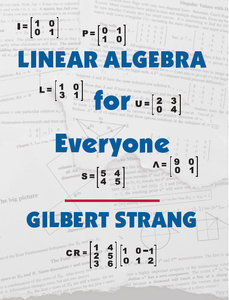 Linear Algebra for Everyone (美國原版)-cover