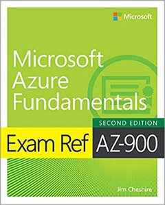 Exam Ref AZ-900 Microsoft Azure Fundamentals (2nd Edition) -cover