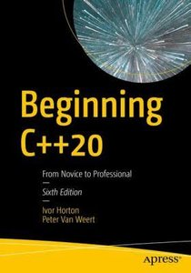 Beginning C++20: From Novice to Professional-cover
