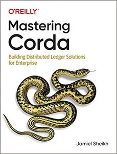 Mastering Corda: Blockchain for Java Developers-cover