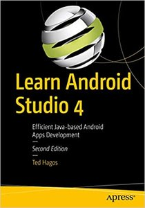 Learn Android Studio 4: Efficient Java-Based Android Apps Development-cover
