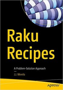 Raku Recipes: A Problem-Solution Approach-cover