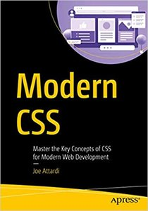 Modern CSS: Master the Key Concepts of CSS for Modern Web Development-cover