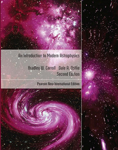 An Introduction to Modern Astrophysics, 2/e (IE-Paperback)-cover