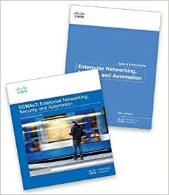 Enterprise Networking, Security, and Automation (Ccnav7) Companion Guide & Labs and Study Guide Value Pack-cover