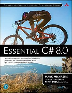 Essential C# 8.0-cover