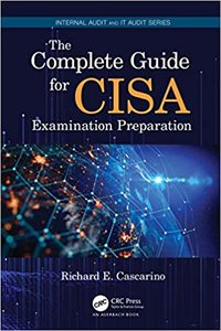 The Complete Guide for CISA amination Preparation-cover