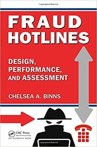 Fraud Hotlines: Design, Performance, and Assessment-cover