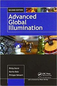 Advanced Global Illumination-cover