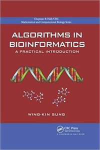 Algorithms in Bioinformatics: A Practical Introduction-cover