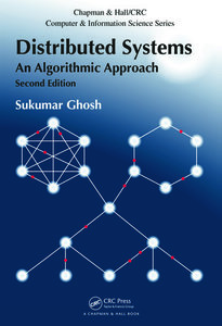 Distributed Systems: An Algorithmic Approach, Second Edition-cover