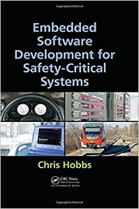 Embedded Software Development for Safety-Critical Systems-cover